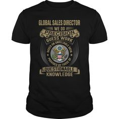(New Tshirt Design) GLOBAL SALES DIRECTOR WE DO NEW [TShirt 2016] Hoodies