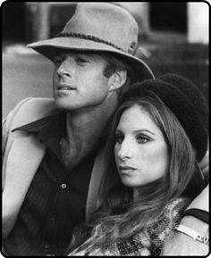 Robert Redford & Barbra Striesand
