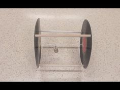 Toy Physics--Rollback Toy Challenge--Homemade Science with Bruce Yeany - YouTube