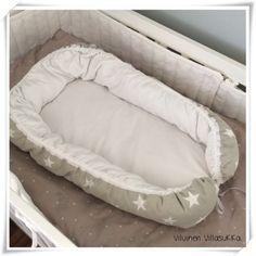 Viluinen Villasukka: Vauvan unipesä