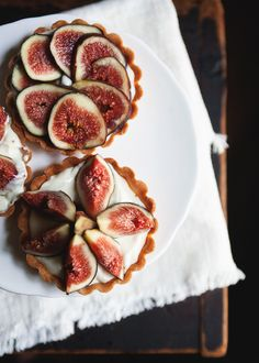 Phoenix Legend, beautiful blog, beautiful recipes for about 8 eclectic dishes...click recipe title under pic for original blog/recipe, Fig tart