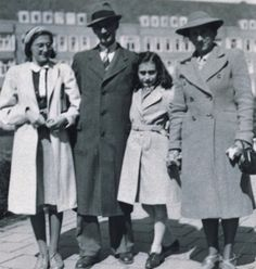 July 6, 1942 -The Frank family went into hiding in an annex Amsterdam. They…