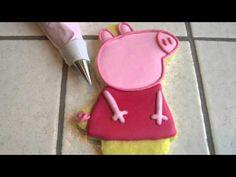 Cakemania: Come fare i biscotti decorati di Peppa Pig