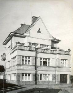 Zarubova vila 1929