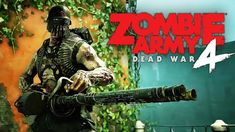 Zombie Army Dead War –Official Gameplay Release Date Trailer Scary Music, Zombie Army, System Requirements, Shocking News, Release Date, Game Character, Horror, War, Platforms