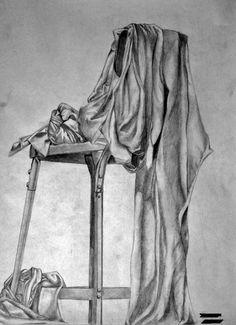 #drapery Cloth, Still Life by Dyskrasia-Eychi.deviantart.com on @DeviantArt
