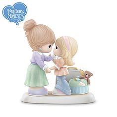 Precious Moments Together Or Apart, You're Always Part Of Me Figurine