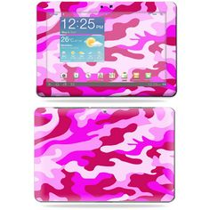 Brothers and sisters v butterfly camo wallpaper white camo the pink camo tablet skin design for your samsung galaxy tab 2 101 is voltagebd Gallery