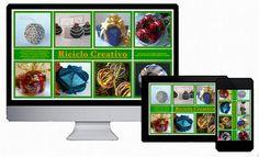 Decorazioni Natalizie con il Riciclo Creativo: Tutorial ebook pdf