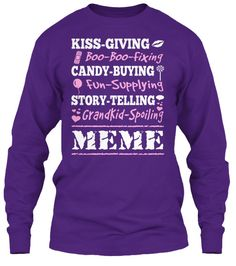 """Buy 2 or More & Get Free Shipping!! Limited Edition """"PROUD MEME"""" tees & long-sleeves available in the color of your choice! Limited Number Available so Add to Cart and Checkout Now! Sizing Charts"""