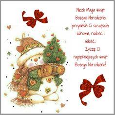 Kartka świąteczna 🍷🌲🎅⛄🍷🌲🎅⛄ Xmas, Christmas, Teddy Bear, Seasons, Paint, Weihnachten, Seasons Of The Year, Yule, Jul