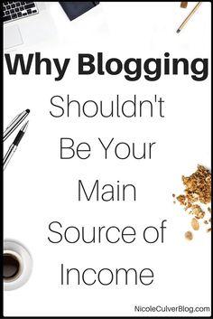 Why Blogging Won't P