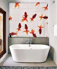bathroom ~ by?