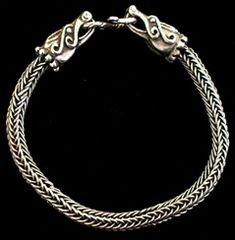 Saxon/Celtic Beast End Caps