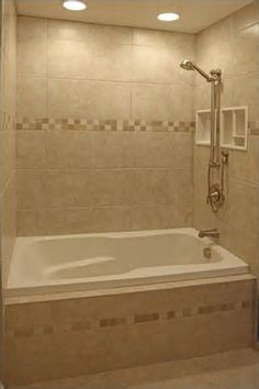 Corner Whirlpool Tub Shower Combo Google Search