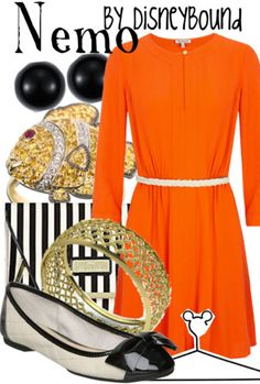 Nemo by disneybound
