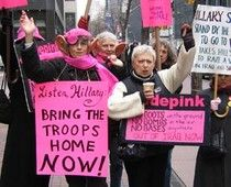 Today: CodePINK rally against war in Afghanistan #examinercom