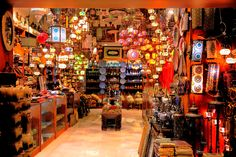 Antiques, ethnic traditional items