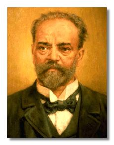 """Czech composer Antonín Dvořák He learned the violin and the organ as a boy. Well known for his Symphony n° """"From the New World. Romantic Composers, Classical Music Composers, Romantic Music, G Major, People Of Interest, Folk Music, Conductors, Music Love, Famous Artists"""