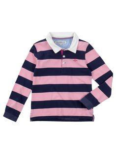 Polo, Różowy, Kids - KappAhl