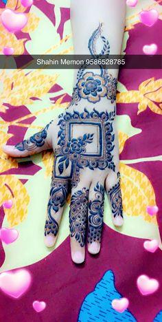 Khafif Mehndi Design, Floral Henna Designs, Back Hand Mehndi Designs, Latest Bridal Mehndi Designs, Full Hand Mehndi Designs, Henna Art Designs, Mehndi Designs For Beginners, Wedding Mehndi Designs, Mehndi Designs For Fingers