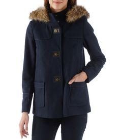 1000 ideas about duffle coat femme on pinterest parkas femme manteau pas cher and. Black Bedroom Furniture Sets. Home Design Ideas