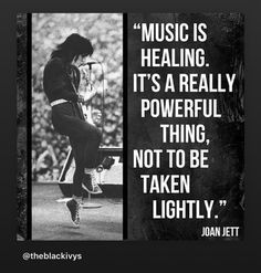 Joan Jett I love you - FunSubstance Rock Lyric Quotes, Rock And Roll Quotes, Music Quotes, Punk Rock Quotes, Band Quotes, Sound Of Music, Music Is Life, Sound Words, Music Pics