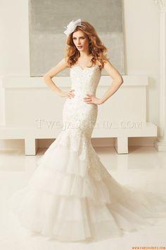 Robes de mariée Val Stefani D8048 Fall 2013