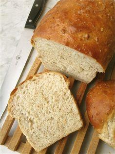 Recipe: Clay's Multi-Grain Sourdough Sandwich Bread