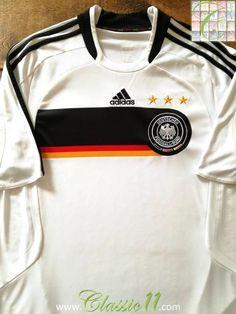 2008/09 Germany Home Football Shirt (L)