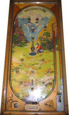 Flipper Pinball, Traditional Games, Arcade, Board Games, Vintage World Maps, Gaming, Toys, Antiques, Old Fashioned Toys