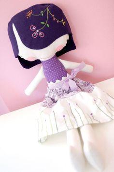 #Rosmaninho #doll by PinkNounou