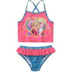 Girls' Disney Frozen Tankini Swimsuit