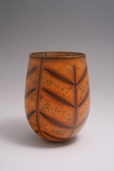Terra-sigillata Vase Form, height: 18 cm Duncan Ross