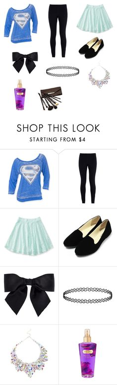 """""""Untitled #4"""" by swimmingmaya12 on Polyvore featuring NIKE, Aéropostale, Chanel, Victoria's Secret and Borghese"""