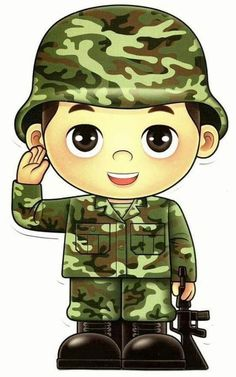 Army Birthday Parties, Army's Birthday, Preschool Jobs, Preschool Learning Activities, Clipart Baby, Camoflauge Wallpaper, Indian Army Special Forces, Military Signs, Flashcards For Kids
