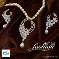They say diamonds are forever. Make the memories of your special day shine forever with breathtakingly beautiful jewellery by # PNGDiamonds! Bridal fashion collection from #PNGDiamonds Visit us at www.pngdiamonds.com