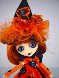 Cats! for Sad Sally. Halloween cats. by *Little Charmers Doll Designs #HalloweenoutfitbyLittleCharmersDollDesigns