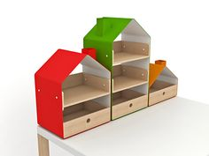 Toy storage or office filing tray.  Either way I want it : )