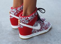 liberty and nike high top