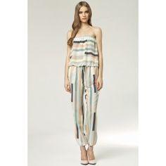 #Salopeta_Tess Strapless Dress, Summer Dresses, Fashion, Strapless Gown, Moda, Summer Sundresses, Fashion Styles, Fashion Illustrations, Summer Clothing