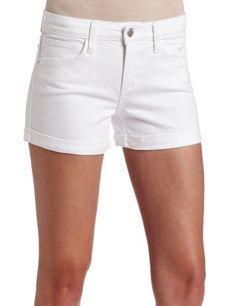 Joe's Jeans Women's Cuff Short Joe's Jeans. $39.60. Denim. 93% Cotton/6% Polyester/1% Lycra. Cuffed. Machine Wash
