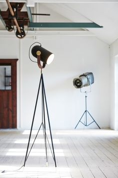 Carronade Lamp Series
