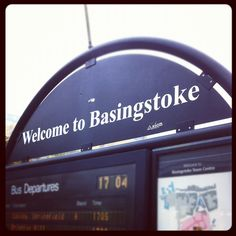 Basingstoke in Hampshire, Hampshire