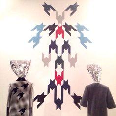 AW 2014/15 collection: Kaleidoscope Aw 2014, Presentation, Miniatures, Collection, Minis