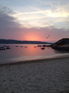 Playa de Menduiña