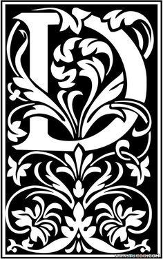 511 Best Versal Alphabetum Leading Letters Capital Letters Images
