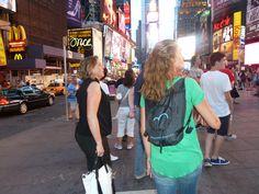 Times Square en nuestro viaje a medida con Next Destinium