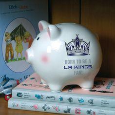 The Memory Company Los Angeles Kings Born to be Piggy - NHL-LAK-664