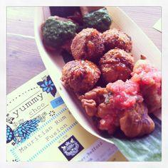 Mauritian Street food by Yummy Choo at Street Feast London
